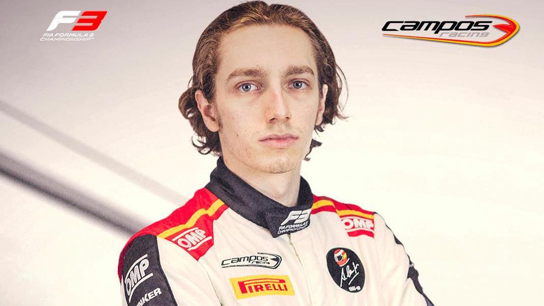 Tóth László a Formula-3-ban folytatja pályafutását