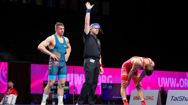 Lőrincz Tamás négyszeres Európa-bajnok