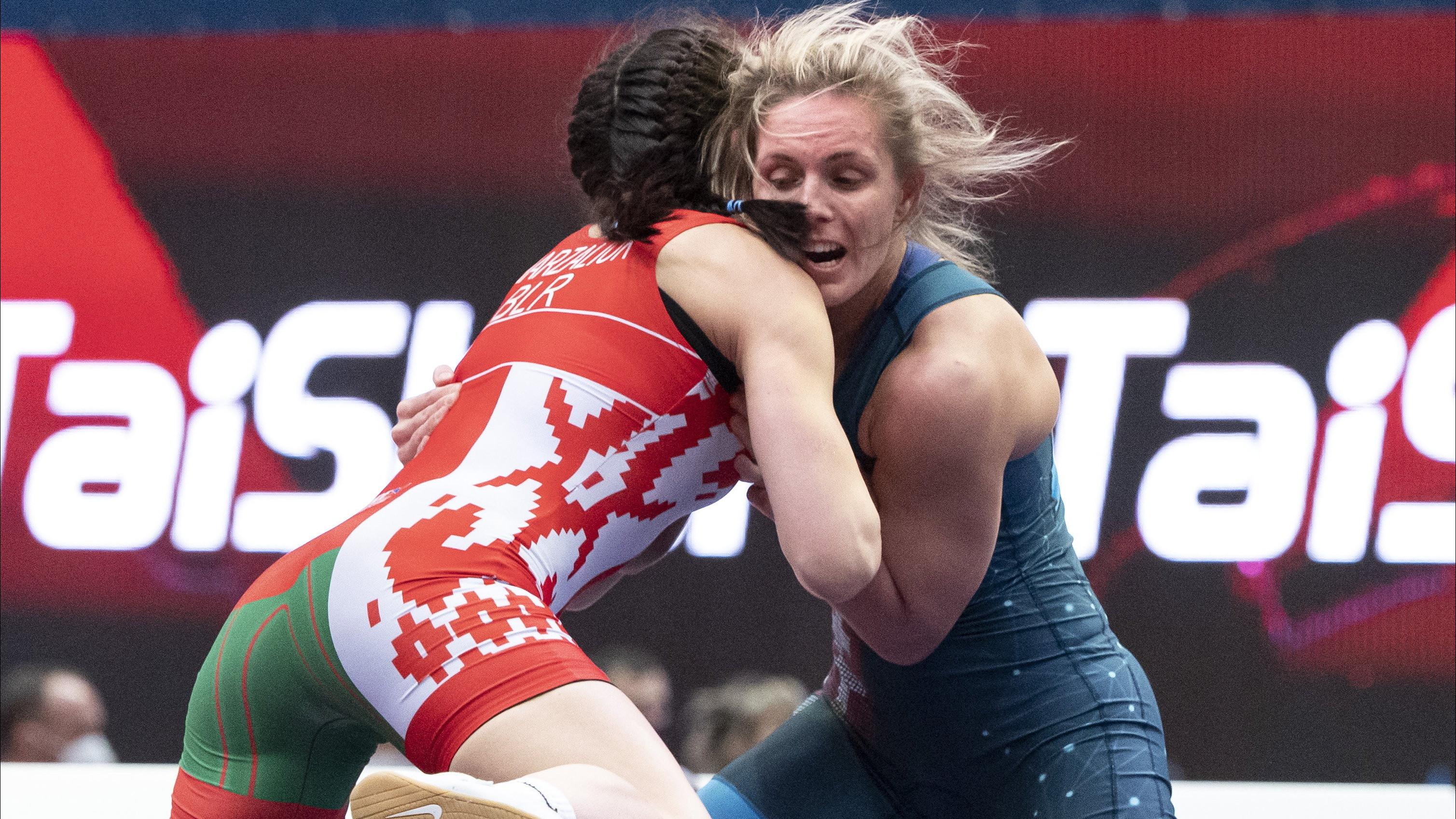A női birkózók sem szereztek kvóták az európai kvalifikációs versenyen