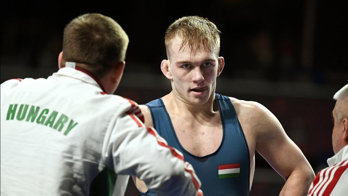 Lévai Zoltán és Lőrincz Viktor is döntős az Eb-n!