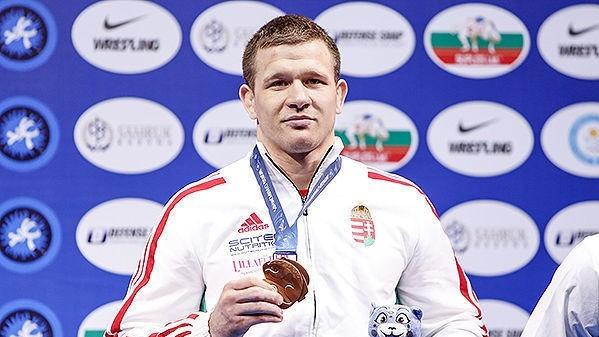 Korpási Bálint világbajnoki bronzérmes!