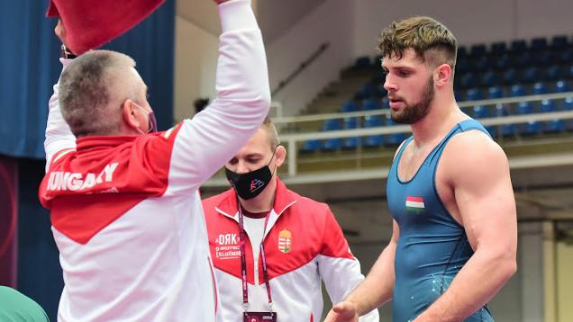 Szőke Alex kvótát szerzett az olimpiára