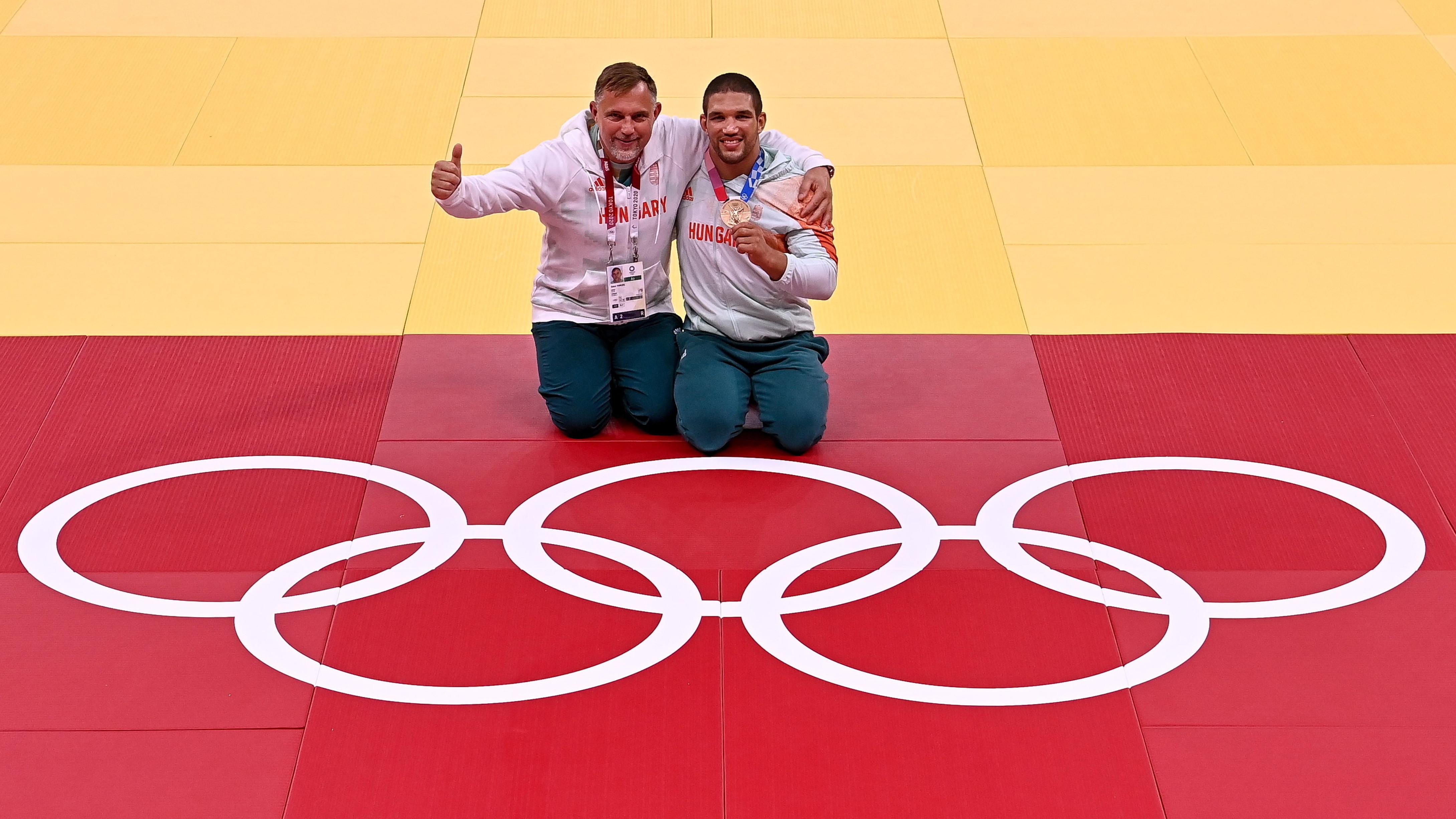 9 év után olimpiai érem cselgáncsban