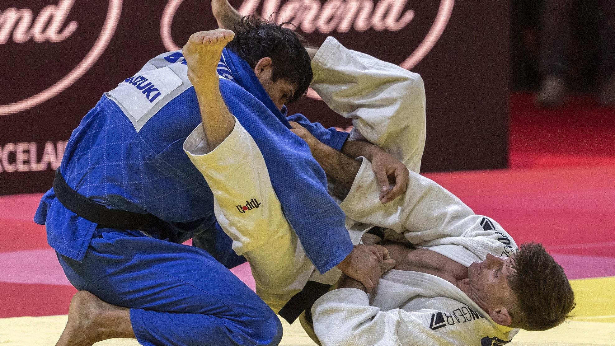 Ungvári Miklós hetedik lett a budapesti világbajnokságon