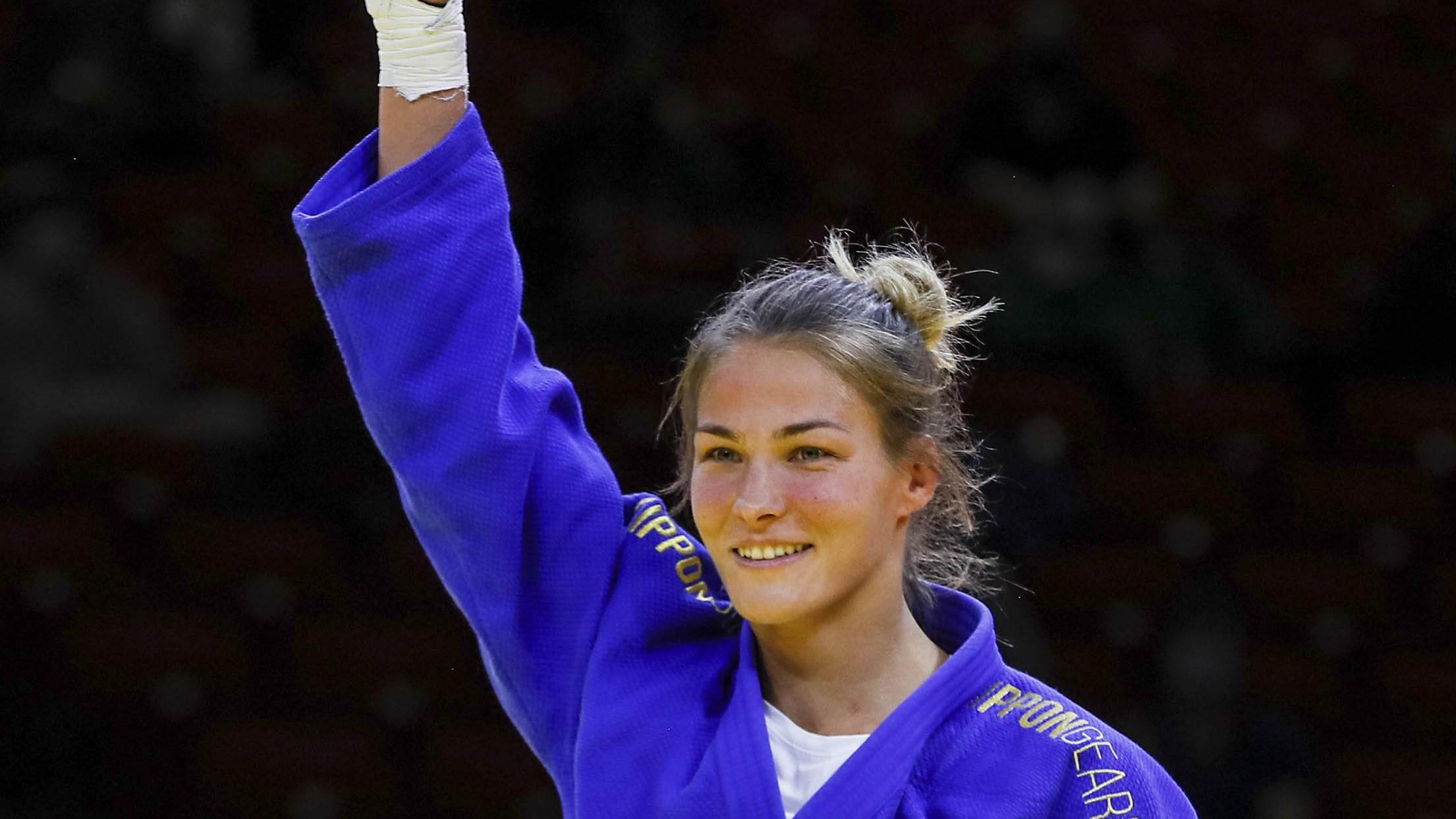 Karakas Hedvig Európa-bajnok!