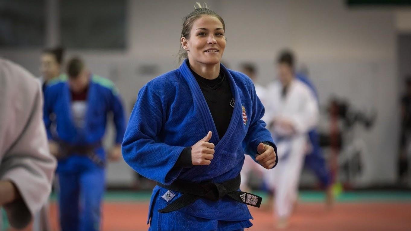 Cselgáncs vk - Karakas Hedvig bronzérmes Bakuban
