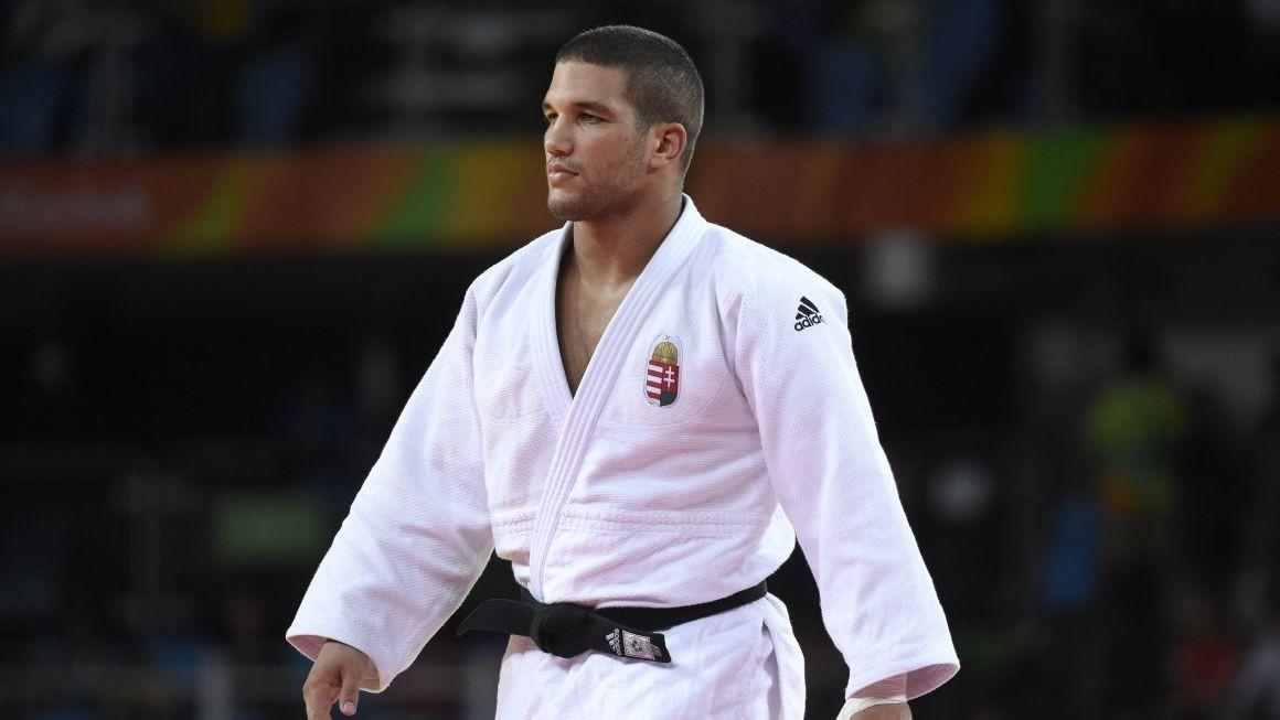 Cselgáncs vk - Tóth Krisztián bronzérmes Bakuban
