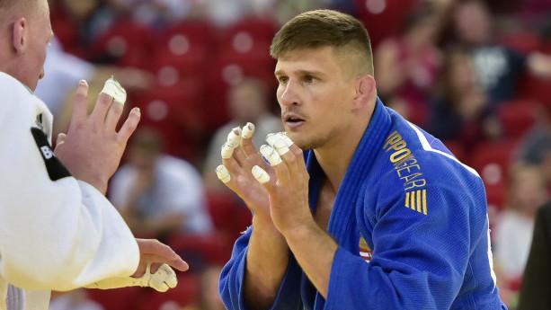 Ungvári Attila Grand Slam-bronzérmes