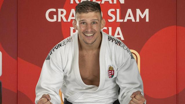 Ungvári Attila győzött a kazanyi Grand Slam-en