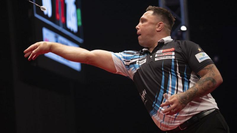 Hungarian Darts Trophy – a világbajnoki címvédő győzött