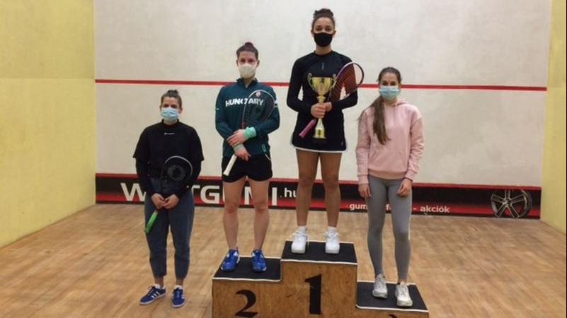 Chukwu Hannah és Farkas Balázs győzött a nemzetközi versenyen