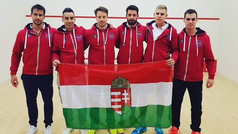 Fallabda csapat Európa-bajnokság - Nyolcadik lett a magyar csapat