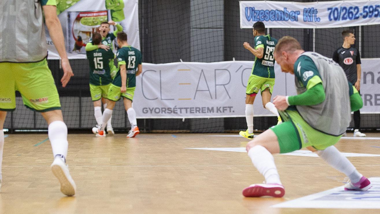A Haladás lett a magyar futsalbajnok