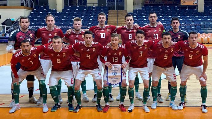 A magyar válogatott visszavágott Izraelnek