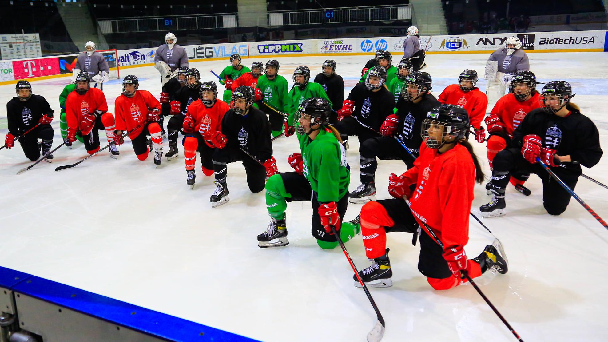 Megvan az utazó keret a női jégkorong világbajnokságra