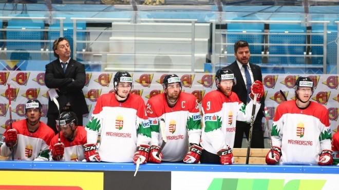 Jégkorong Divízió 1/A világbajnokság - Jobb játék, de vereség Fehéroroszország ellen