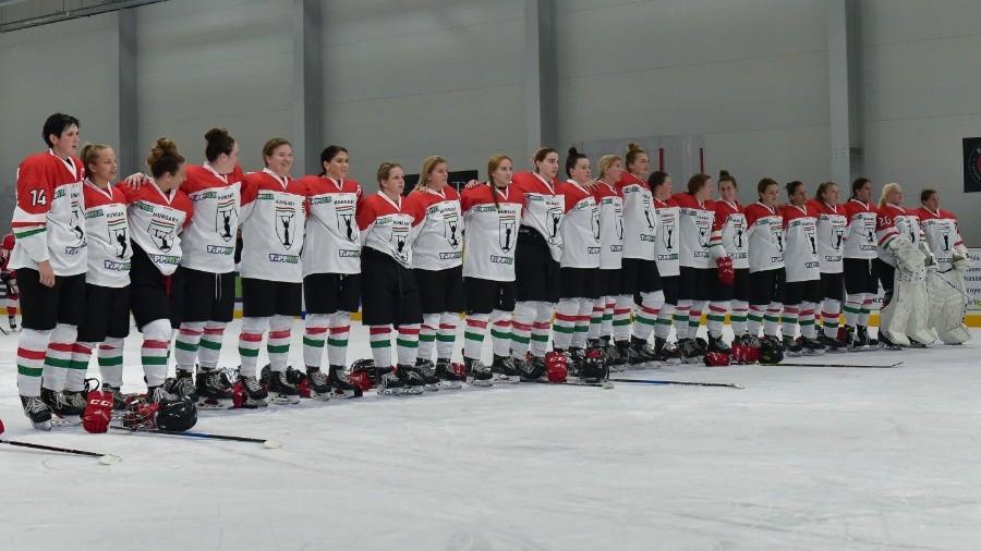 A világbajnoki felkészülés jegyében - a női jégkorong válogatott