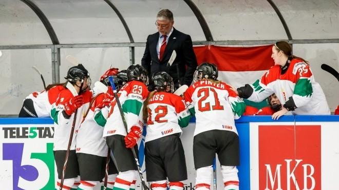 Női jégkorong divízió 1/A világbajnokság - Szétlövéssel kikapott a magyar válogatott Szlovákiától