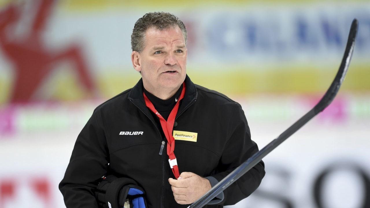 Kanadai tréner a férfi jégkorong-válogatott új szövetségi kapitánya