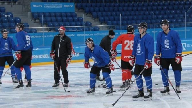 Téli Universiade - Legyőzte Japánt a jégkorong válogatott