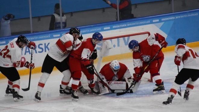 Téli Universiade - Csehország is legyőzte a magyar vlogatottat