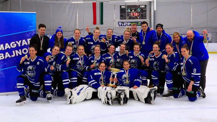 A MAC Budapest nyerte a női bajnoki döntőt