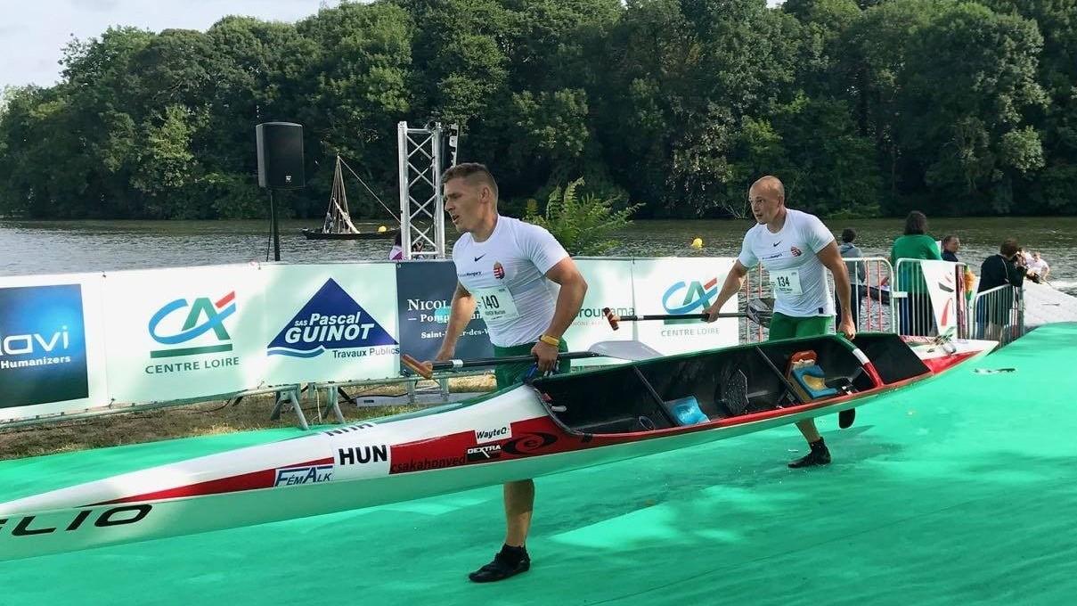 Újra kajak-kenu világbajnokság Magyarországon