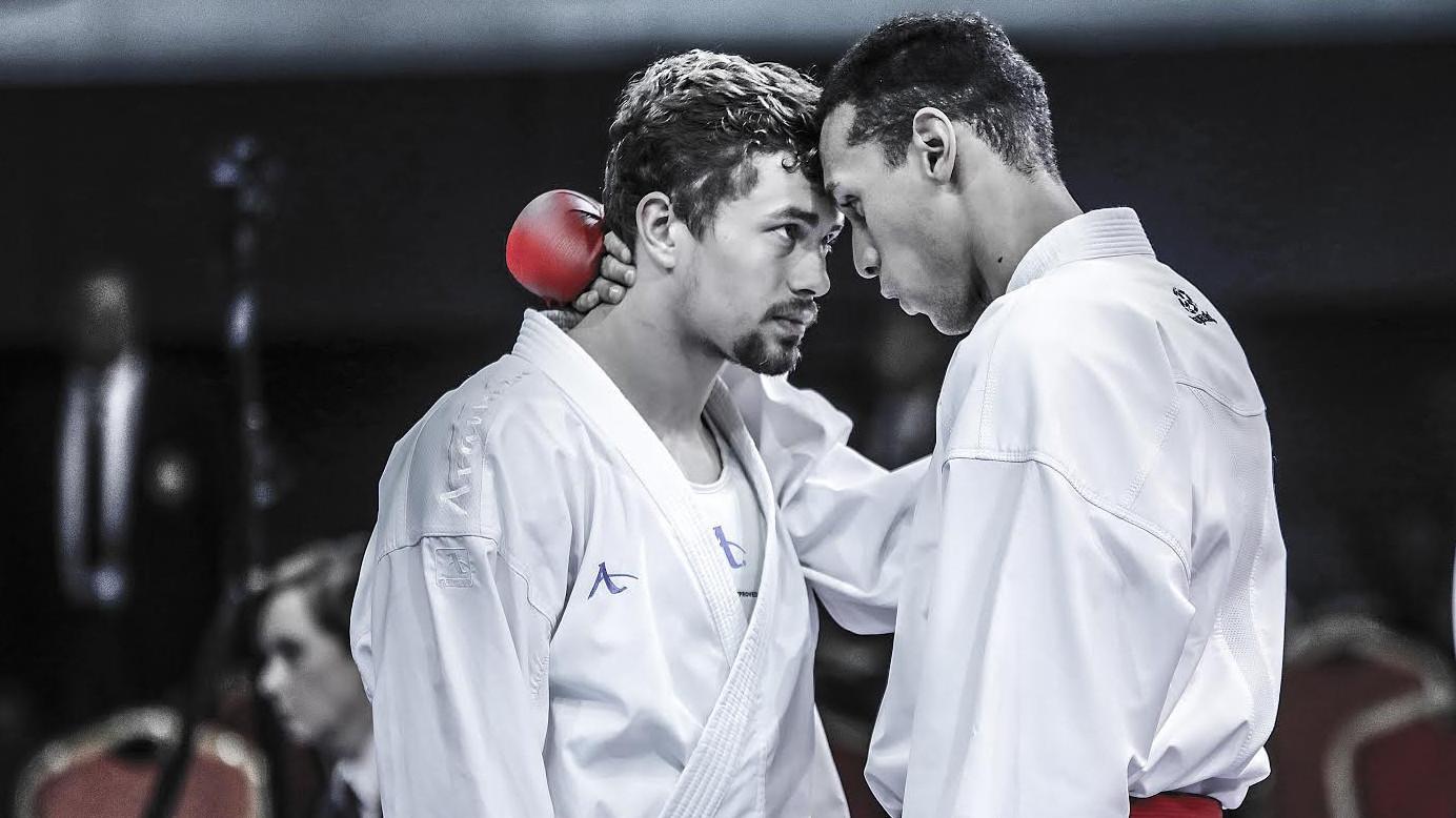 Olimpiai kvalifikációs torna előtt a legjobb magyar karate versenyzők