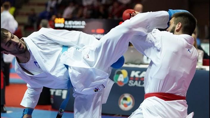 Bronzérmes lett Hárspataki Gábor a salzburgi olimpiai kvalifikációs versenyen