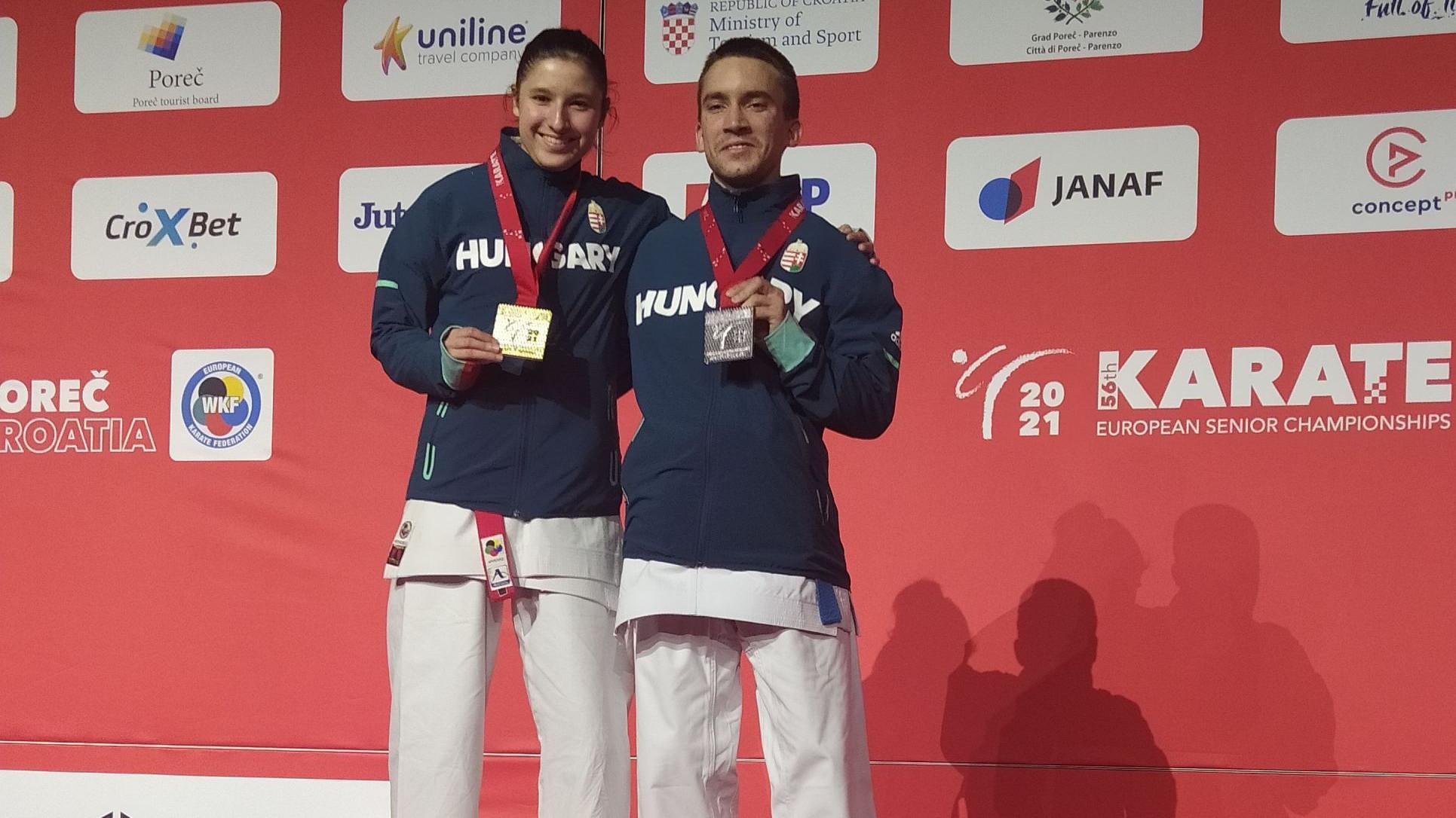 Két magyar érem a parasportolóknál az Európa-bajnokságon