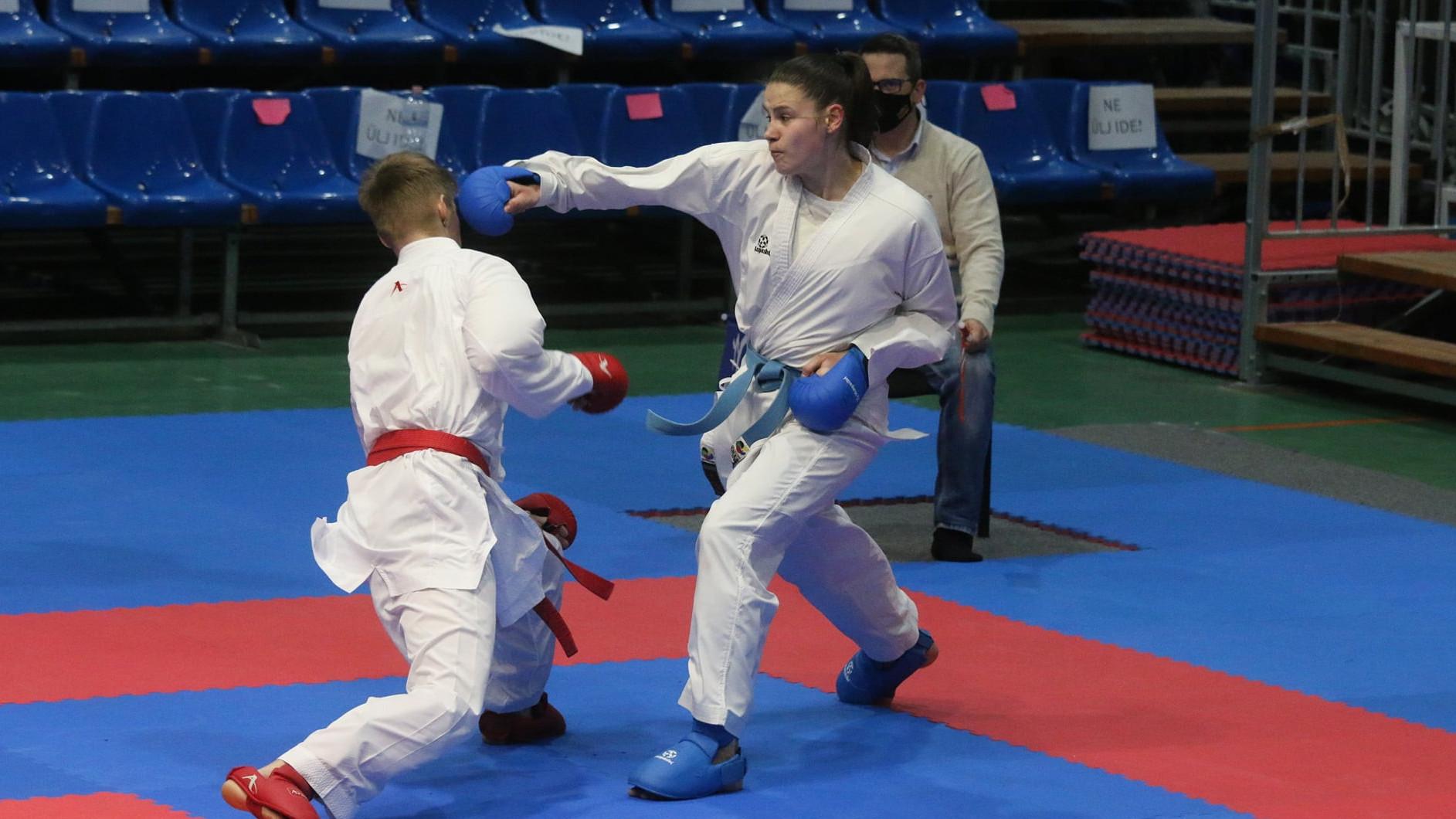 Kialakult a karate Eb-n induló válogatott