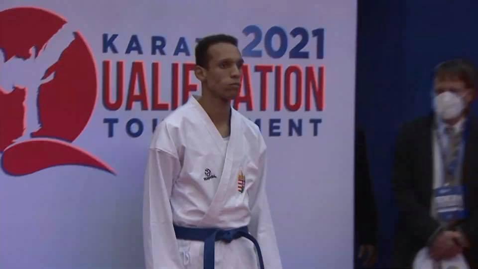 Tadissi Martial nem szerzett olimpiai kvótát
