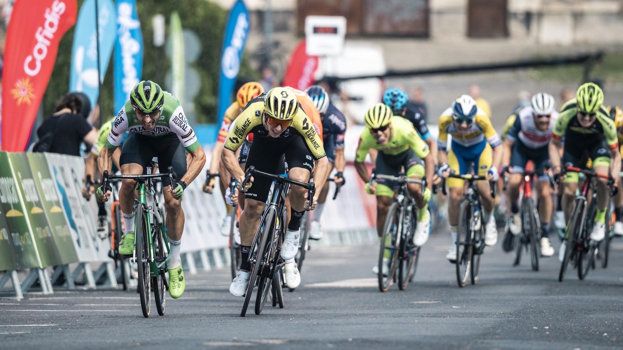 A spanyol Aberasturi-é az első szakasz a Tour de Hongrie-n!