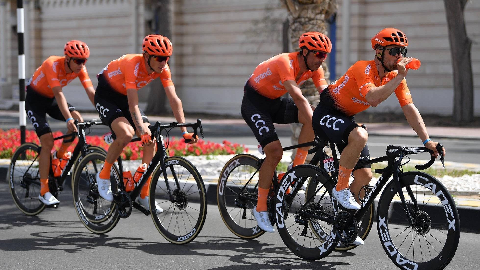 Tour de Hongrie 2020 - csapatbemutató 18.