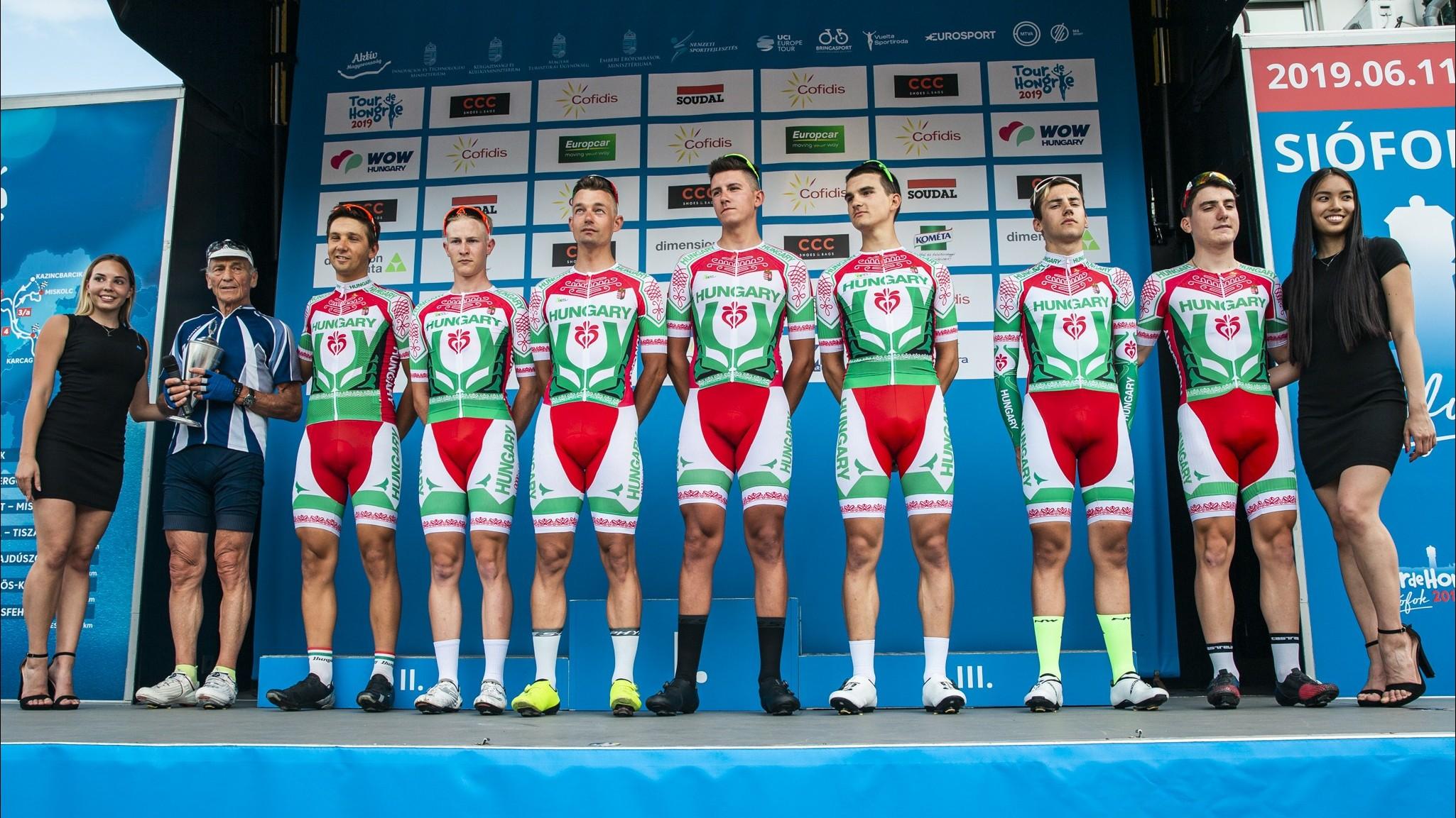 Tour de Hongrie - csapatbemutató 20.