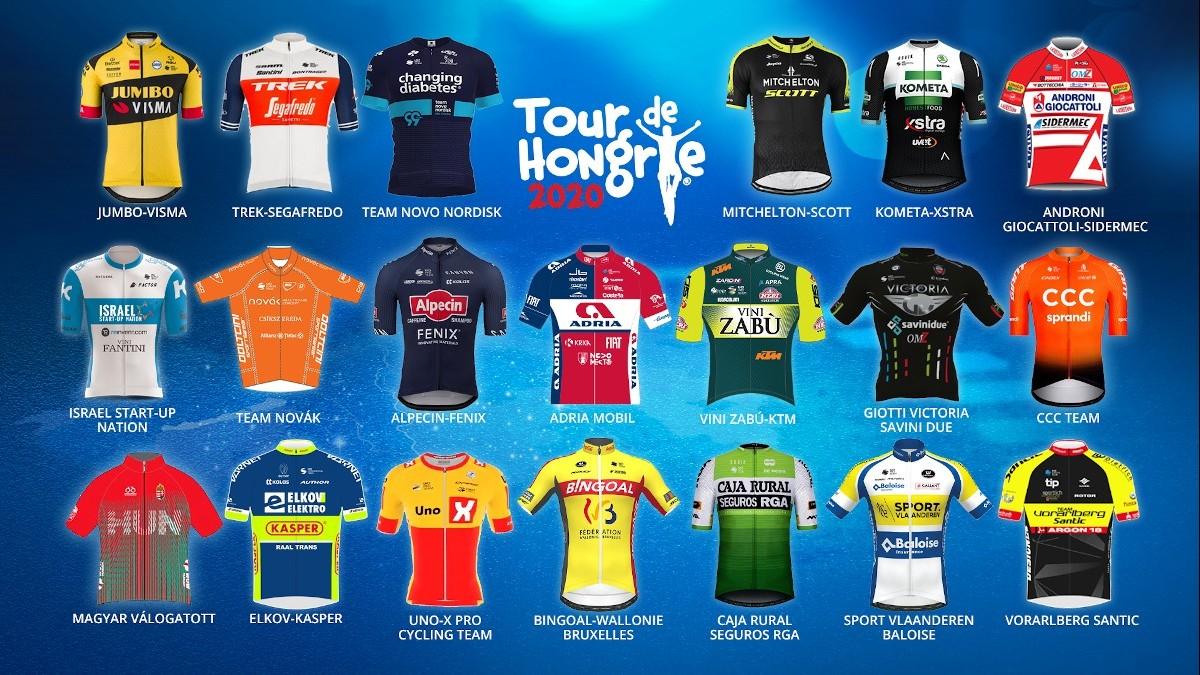 Elrajtol a Tour de Hongrie!