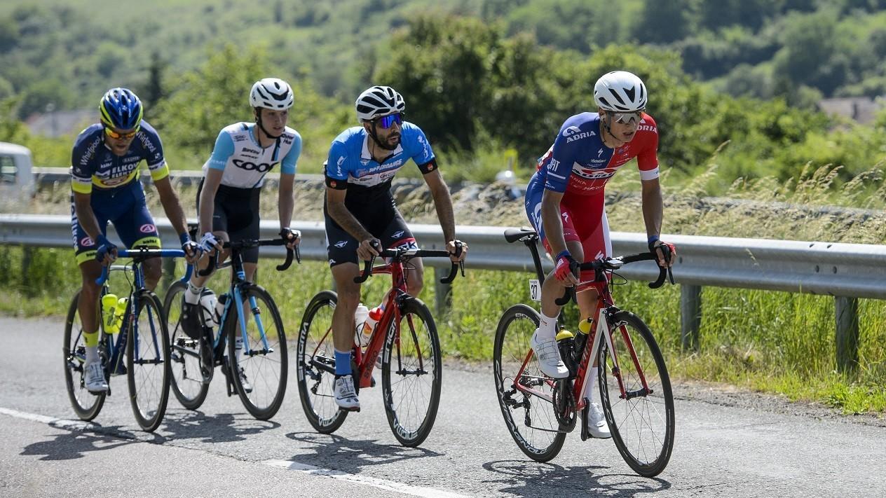 Tour de Hongrie - A lett bajnok sárga trikós lett Miskolcon