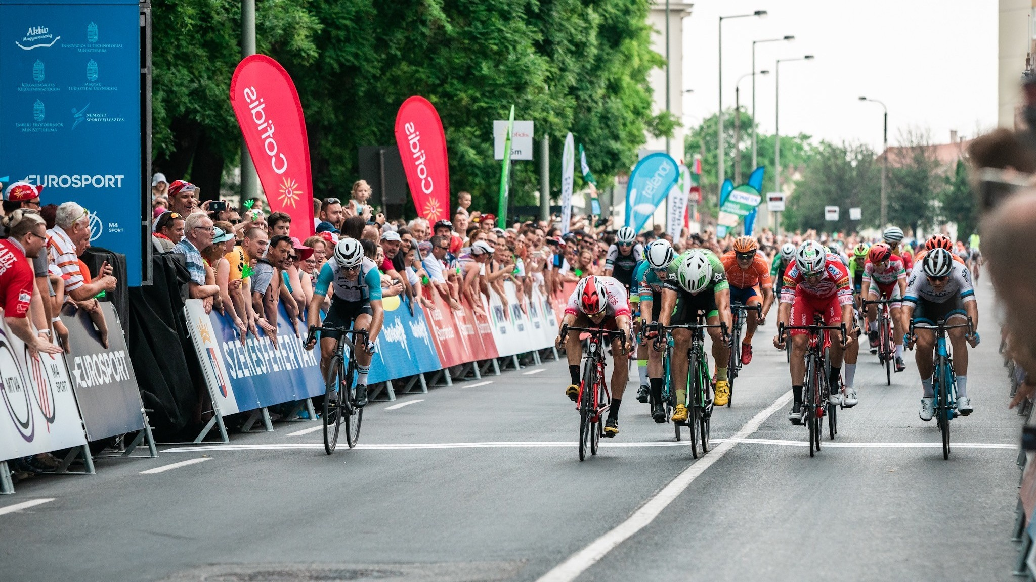 Tour de Hongrie - Neilands a végső győztes, Dina és Valter a dobogón zárt