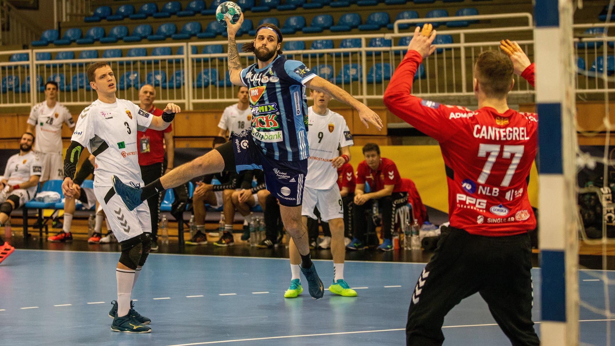 A Szeged ismét legyőzte a Szkopjét a Bajnokok Ligájában