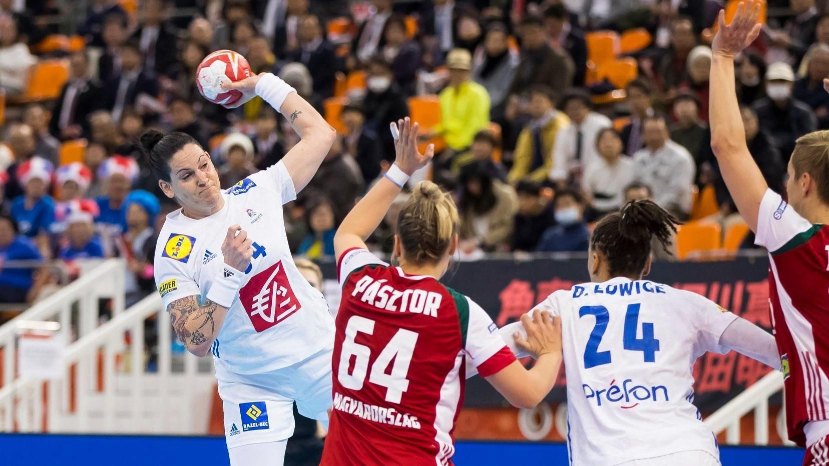A magyar női kézilabda-válogatott kikapott utolsó világbajnoki meccsén