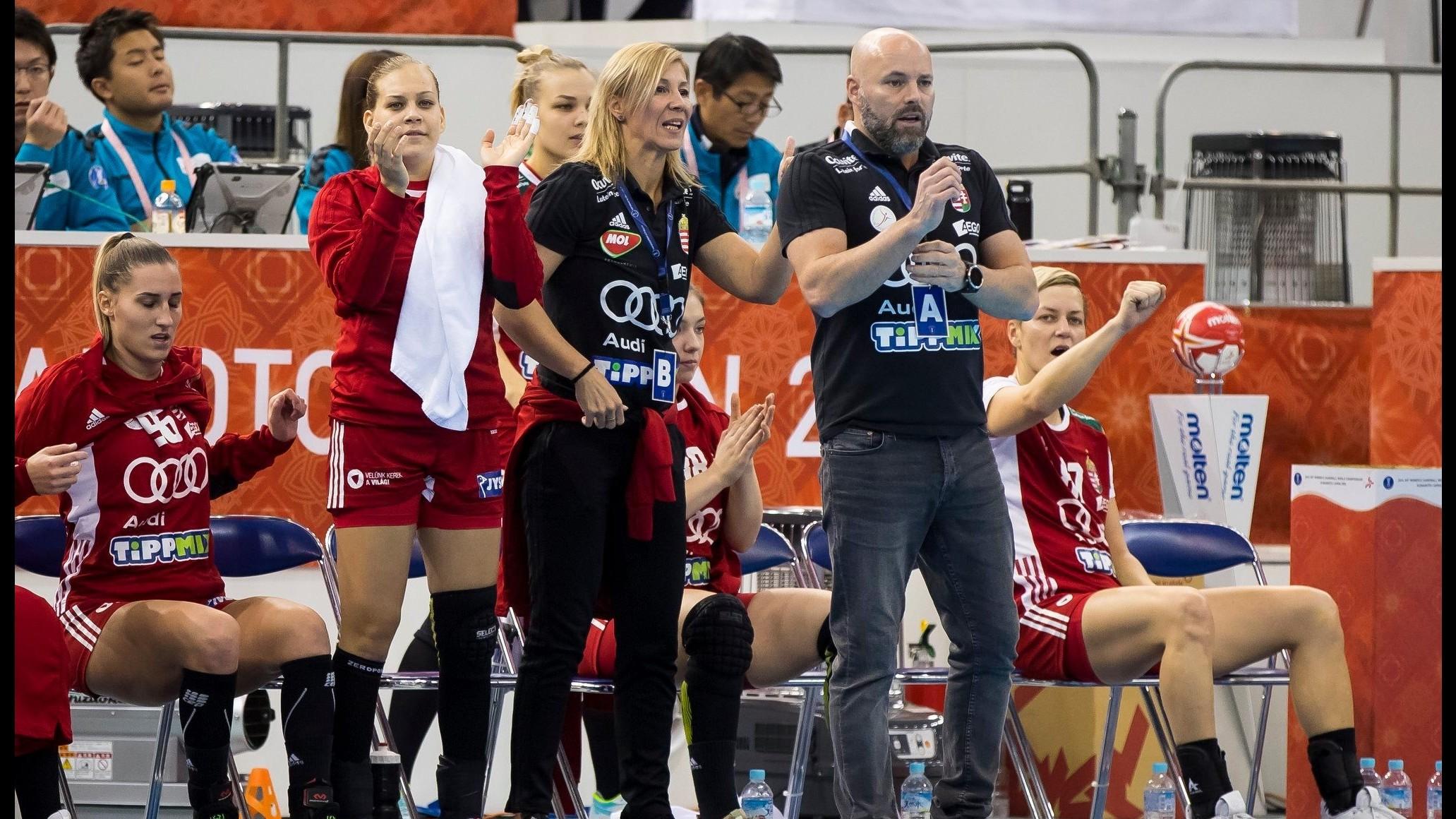Győrben harcolhatja ki a női válogatott az olimpiai szereplést