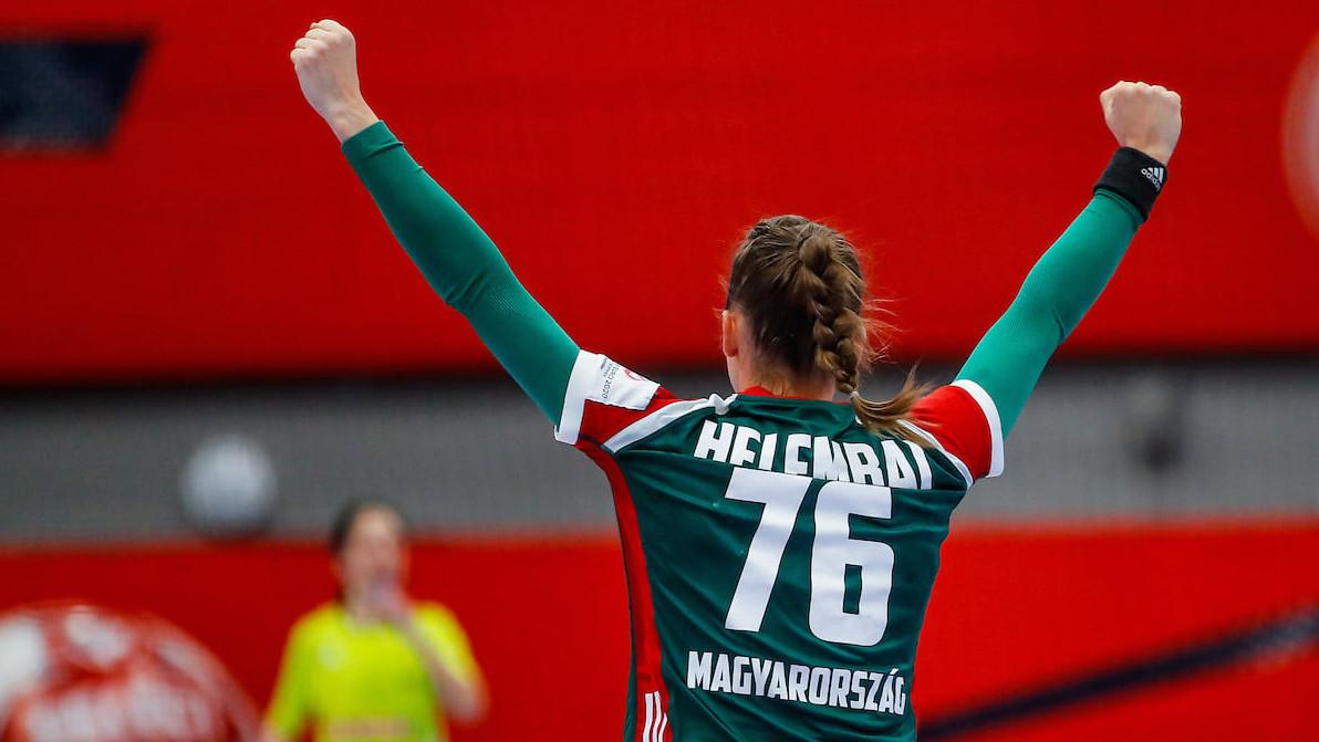 Győzelem Románia ellen a női kézilabda Európa-bajnokságon