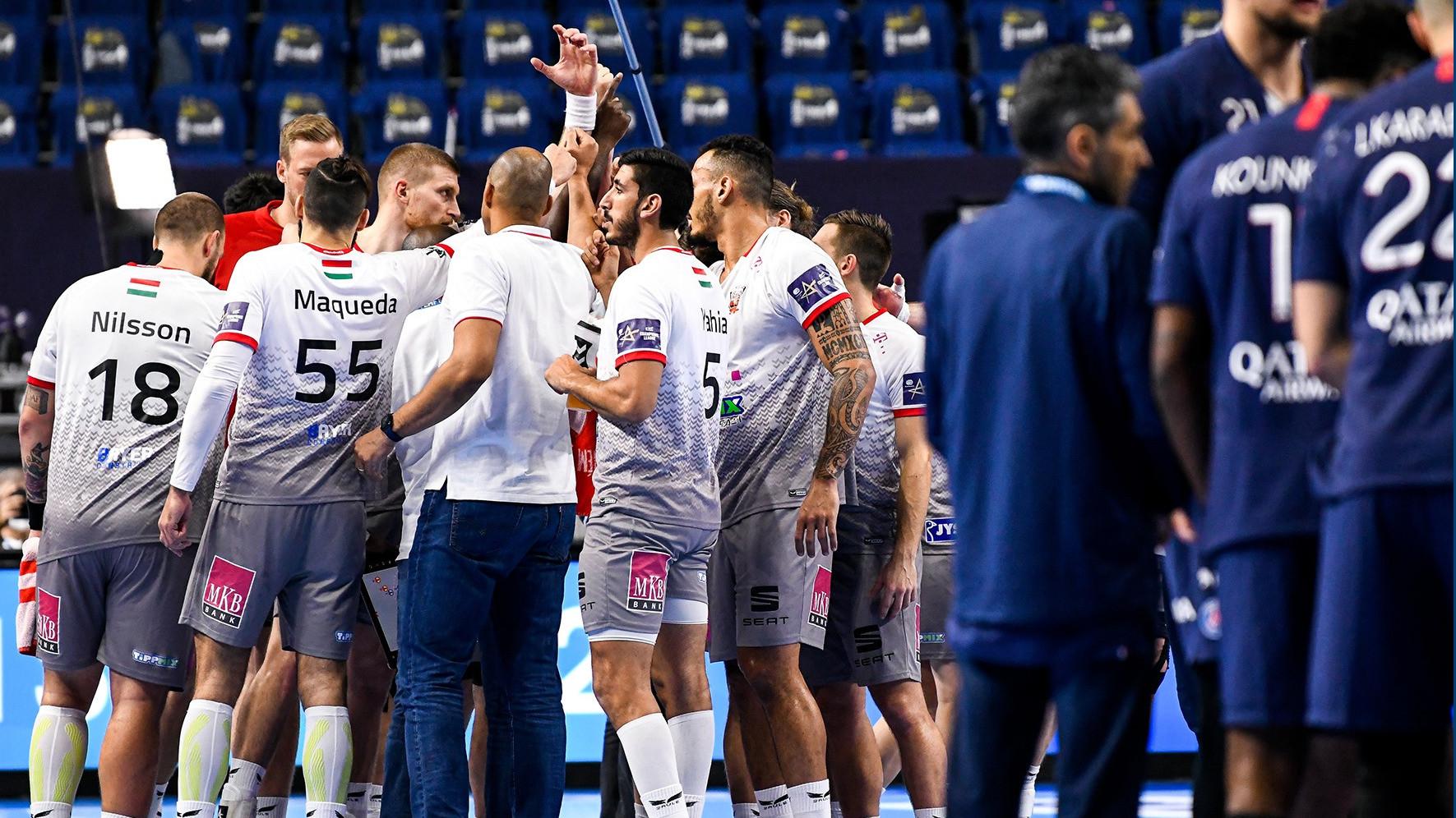 Negyedik lett a Veszprém a Bajnokok Ligájában