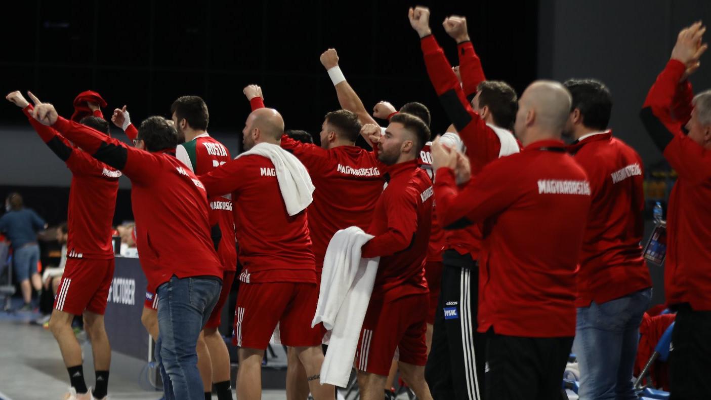 Elszenvedte első vereségét a világbajnokságon a férfi kézilabda válogatott
