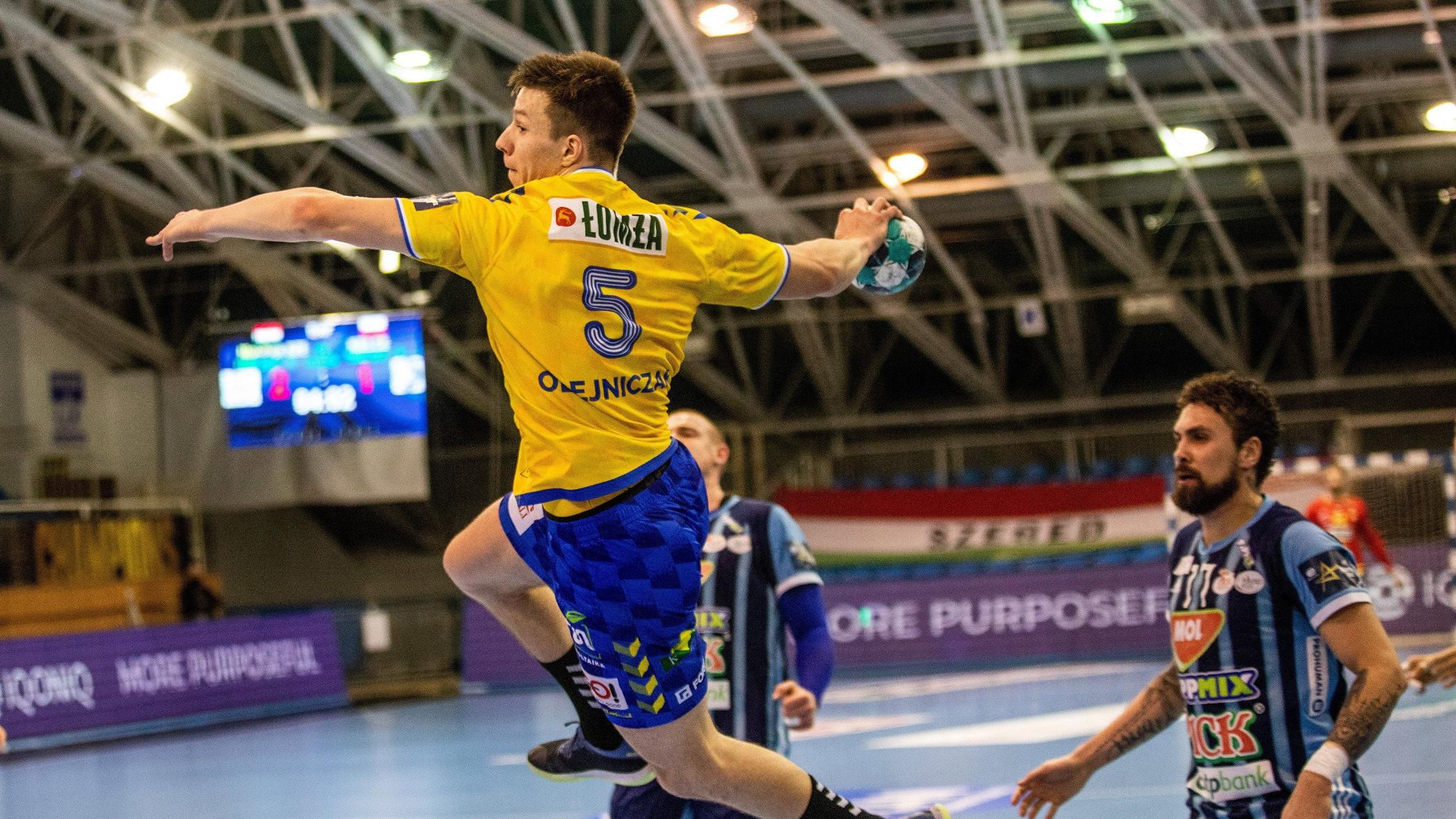 Szegeden győzött a Kielce a férfi kézilabda Bajnokok Ligájában