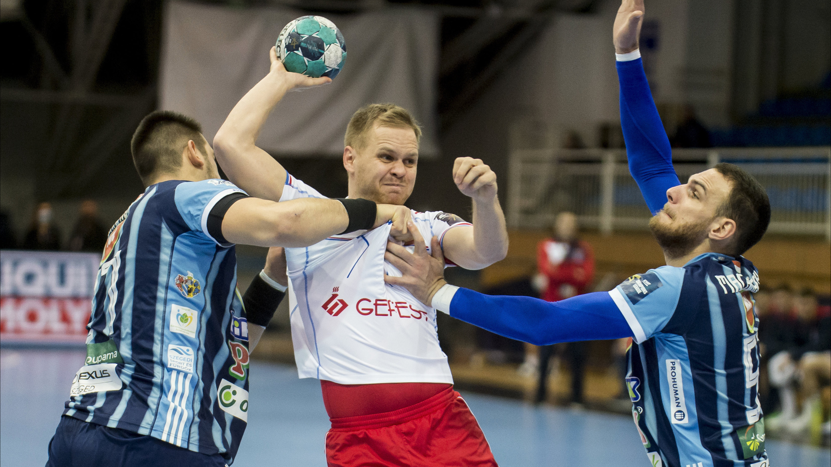 Győzött a Szeged, kikapott a Tatabánya