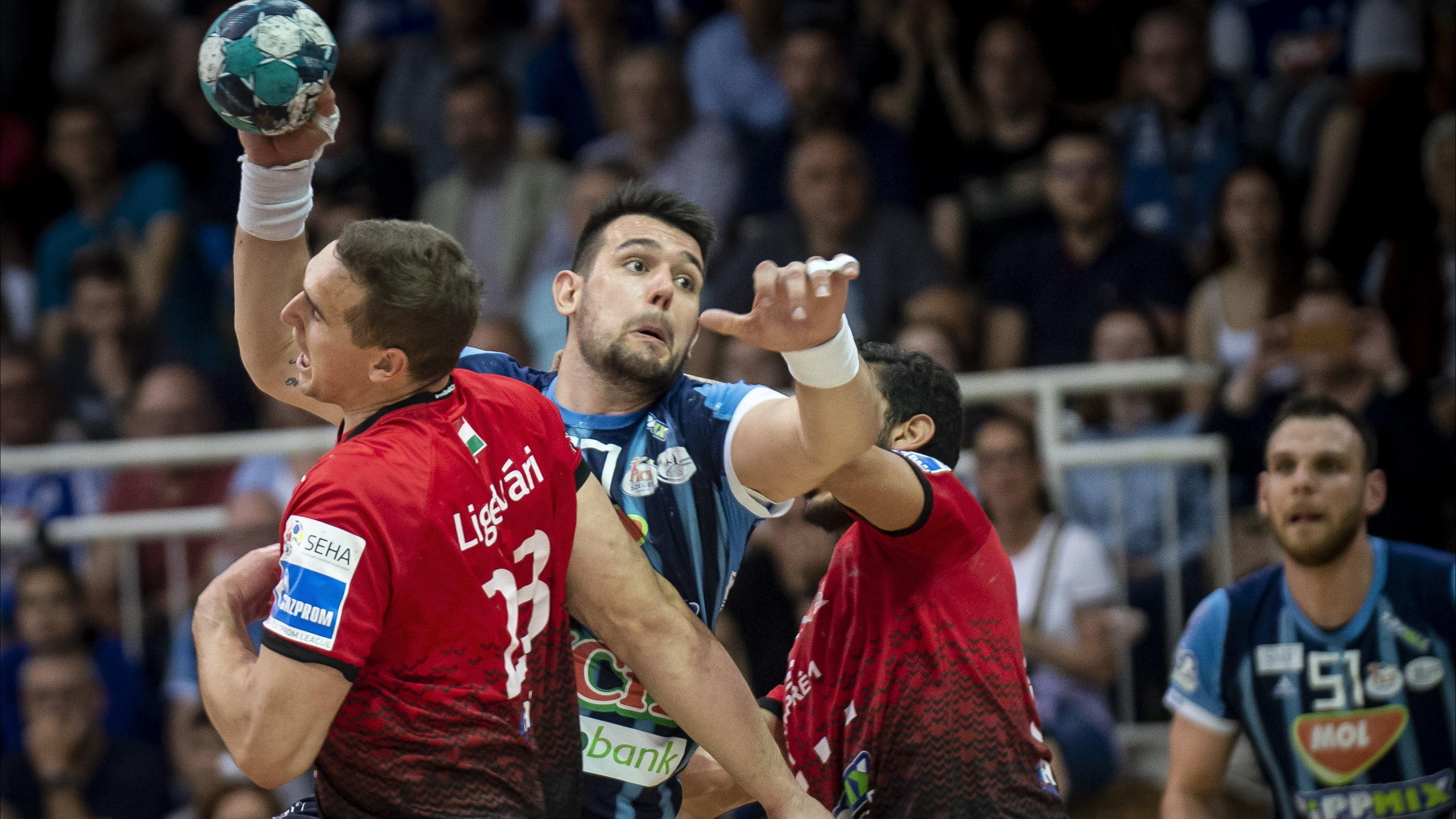 A Szeged nyerte a döntő első mérkőzését