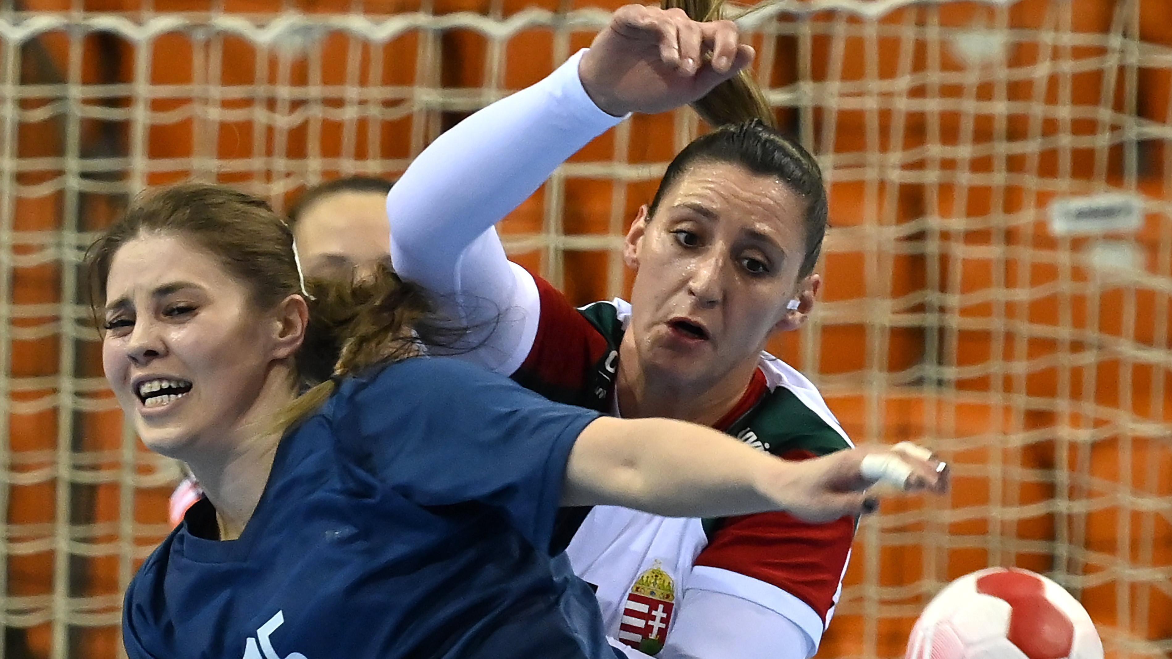 Magabiztosan győzött a női válogatott Kazahsztán ellen