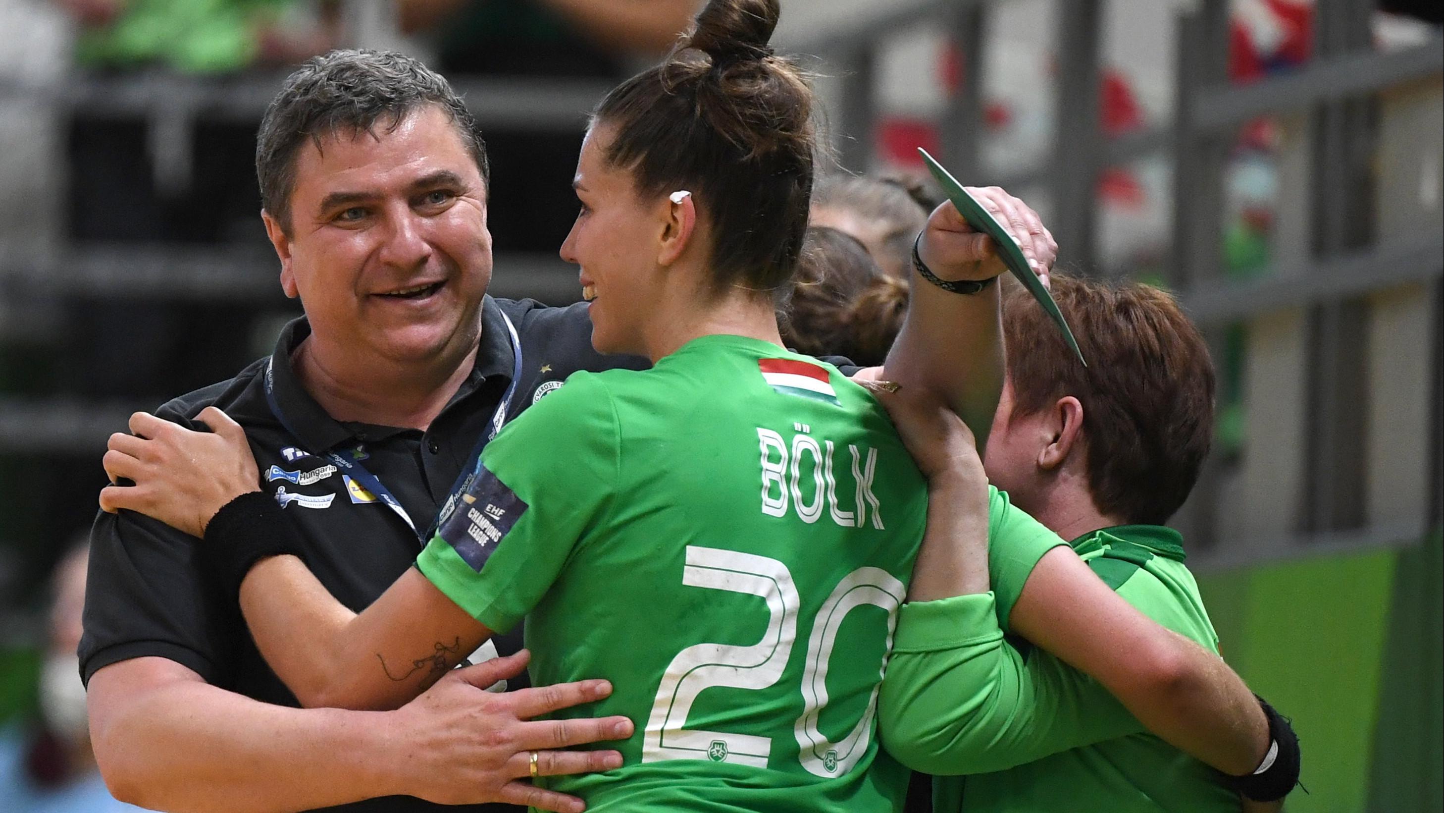 Győzött az FTC a Győr ellen a bajnoki rangadón