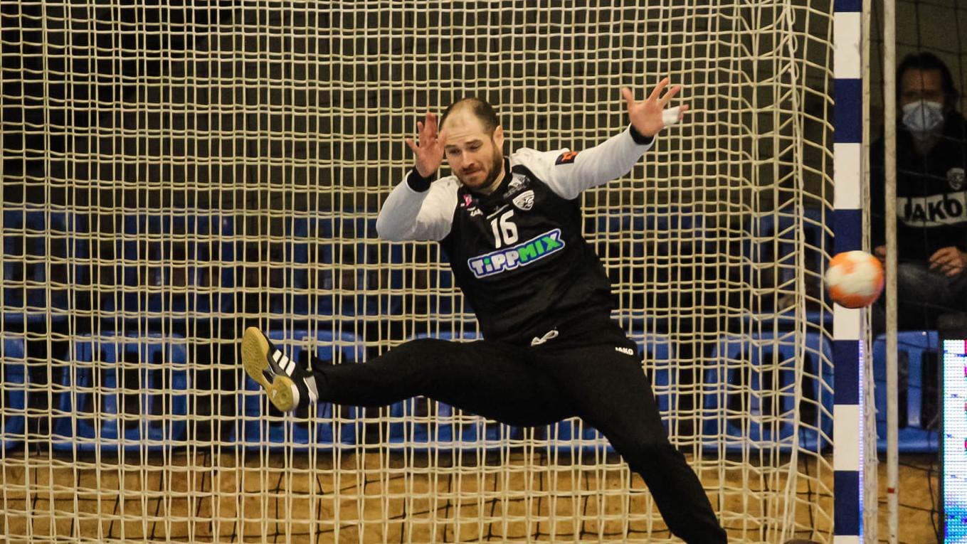 Férfi kézilabda Európa-liga - Pont nélkül zárt a Tatabánya